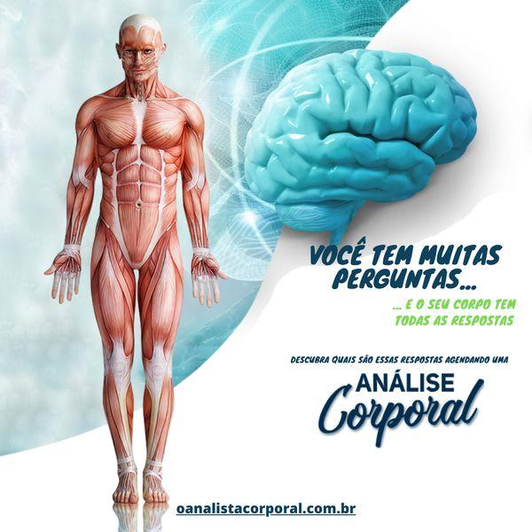 Imagem principal do produto Análise Corporal O Corpo Explica