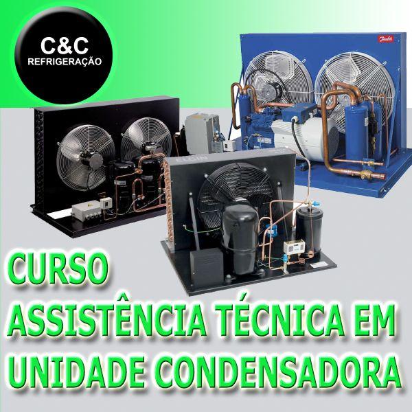 Imagem principal do produto ASSISTÊNCIA TÉCNICA EM UNIDADES CONDENSADORAS