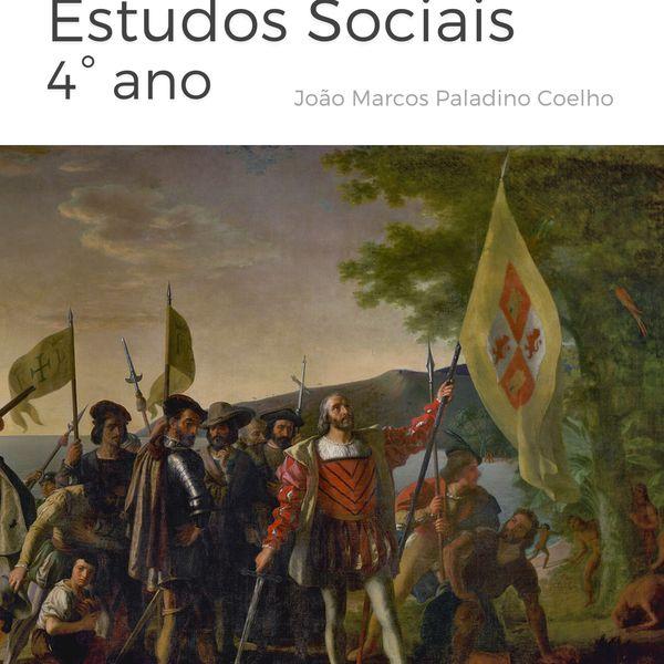 Imagem principal do produto Estudos Sociais 4 - Fascículo 1