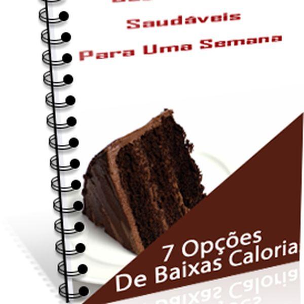 Imagem principal do produto 7 opiçoes de baixa calorias