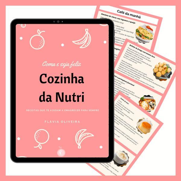 Imagem principal do produto Cozinha da Nutri
