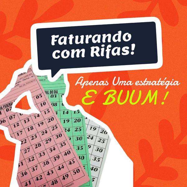 Imagem principal do produto Faturando com Rifa