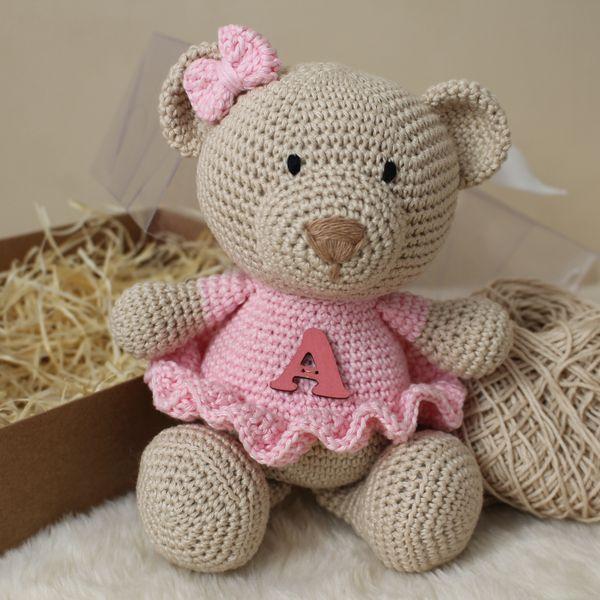 Amigurumi pattern - Birthday bear and jummy cake | lilleliis | 600x600
