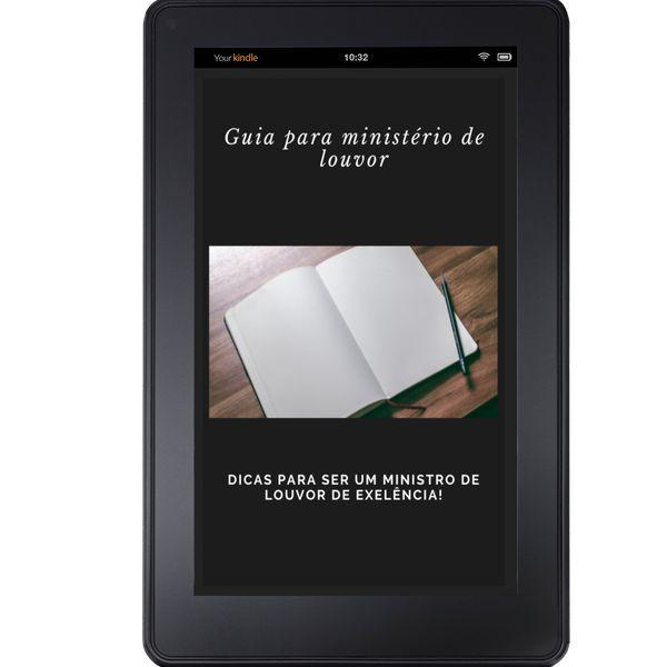 Imagem principal do produto Guia para ministério de louvor