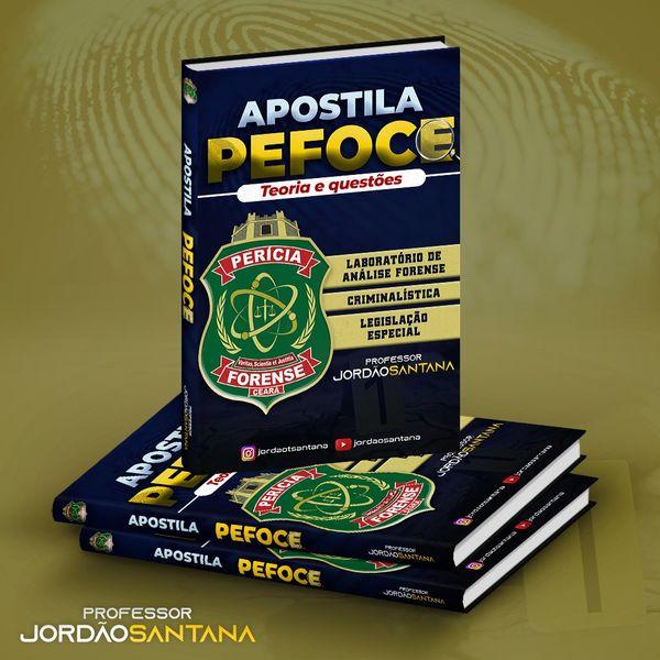 Imagem principal do produto APOSTILA PEFOCE TÉCNICA