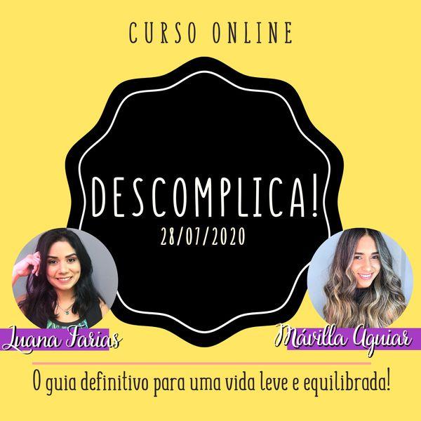 Imagem principal do produto CURSO DESCOMPLICA