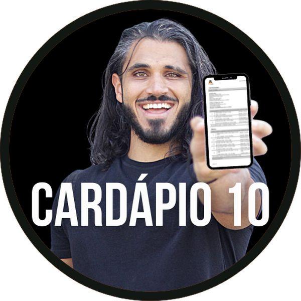 Imagem principal do produto Cardápio 10