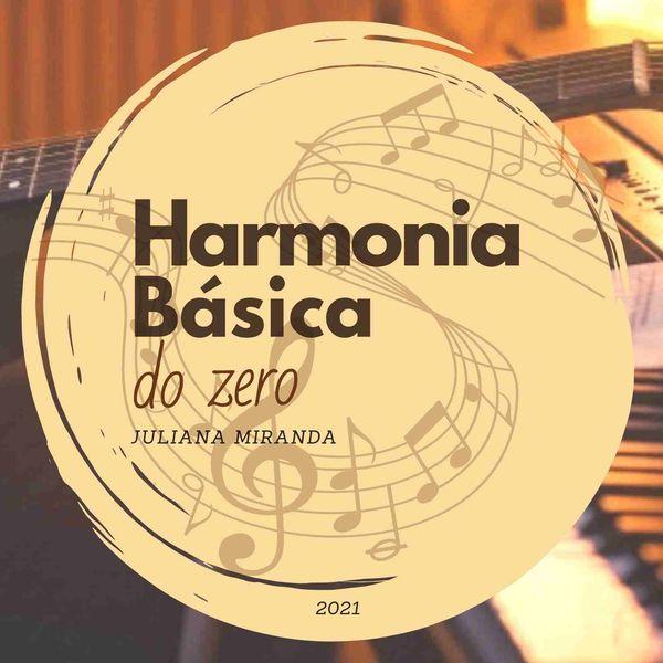 Imagem principal do produto Harmonia Básica do zero