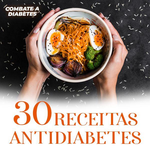 Imagem principal do produto 30 Receitas Antidiabetes