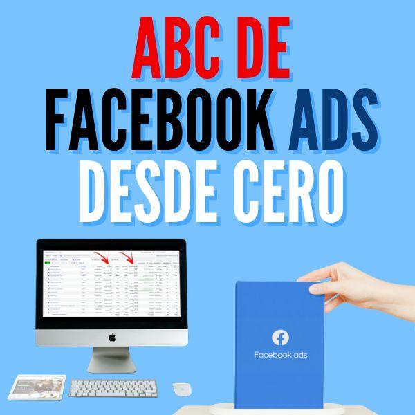 Imagem principal do produto El ABC de Facebook ADS desde CERO